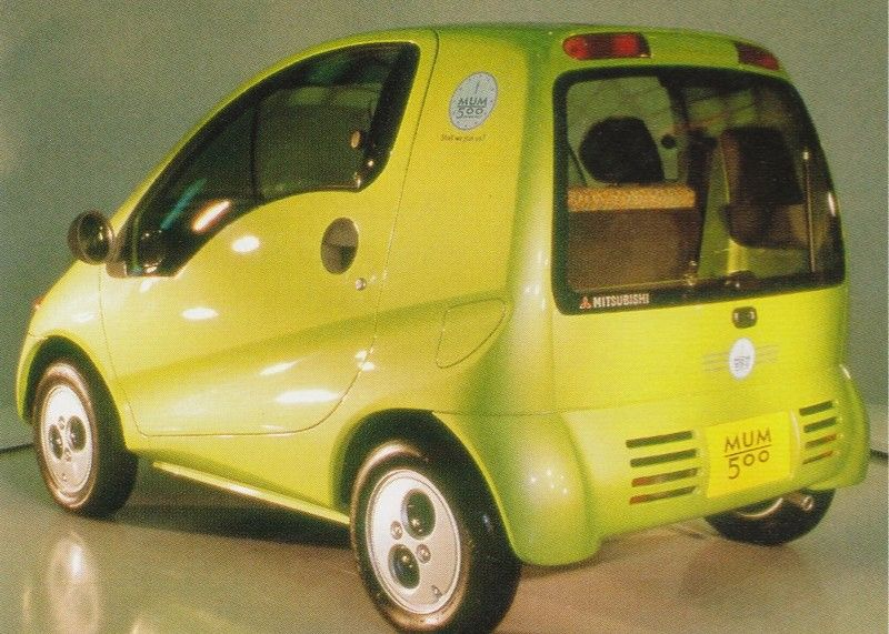 The Weirdest Japanese Cars Names Ever! in 2020