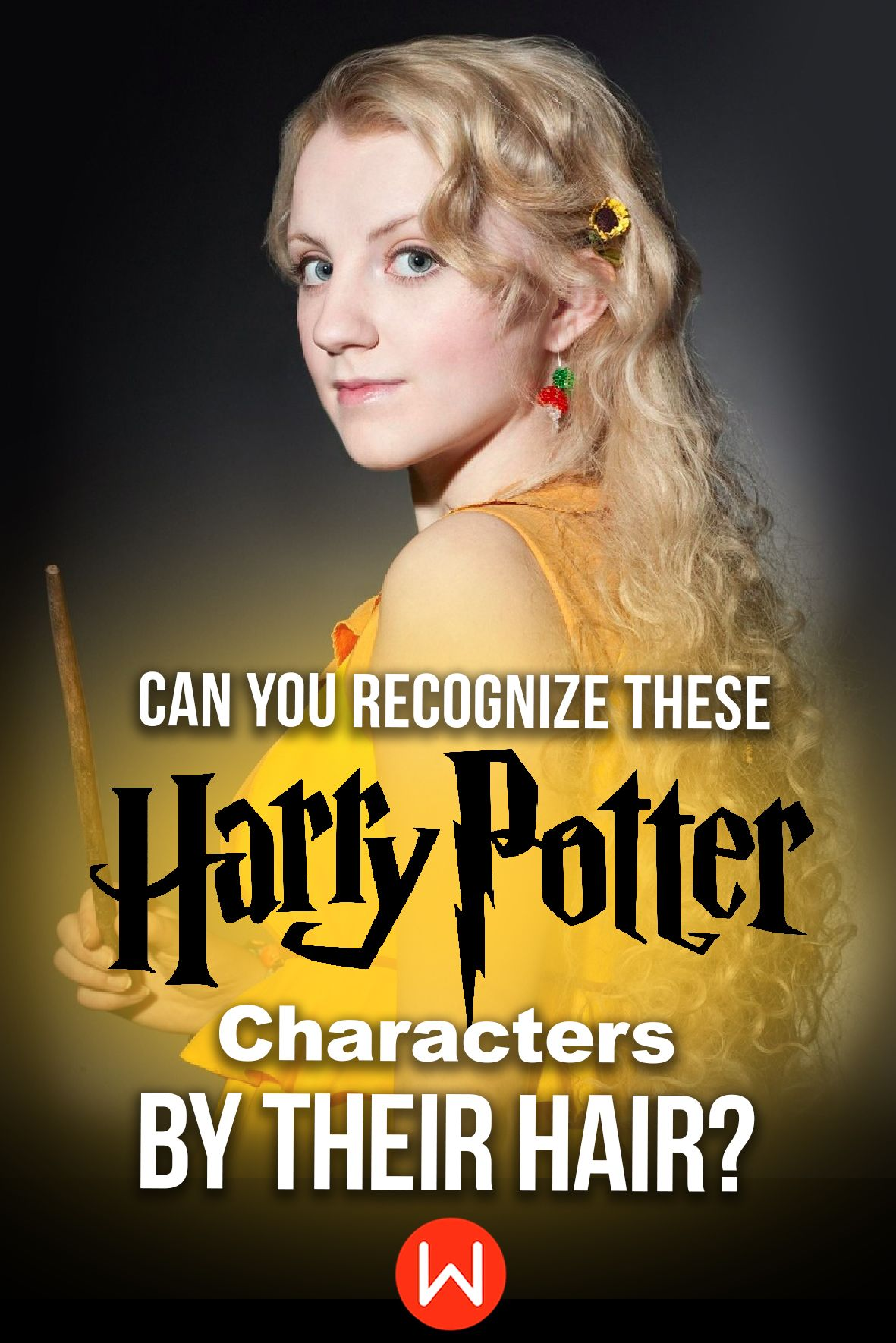 Quiz Can You Recognize These Harry Potter Characters By Their Hair