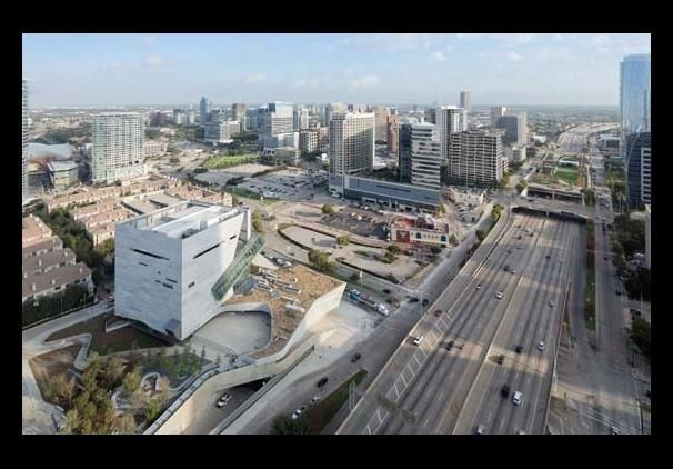 PEROT MUSEUM OF NATURE AND SCIENCE BY MORPHOSIS / USA Thom Mayne