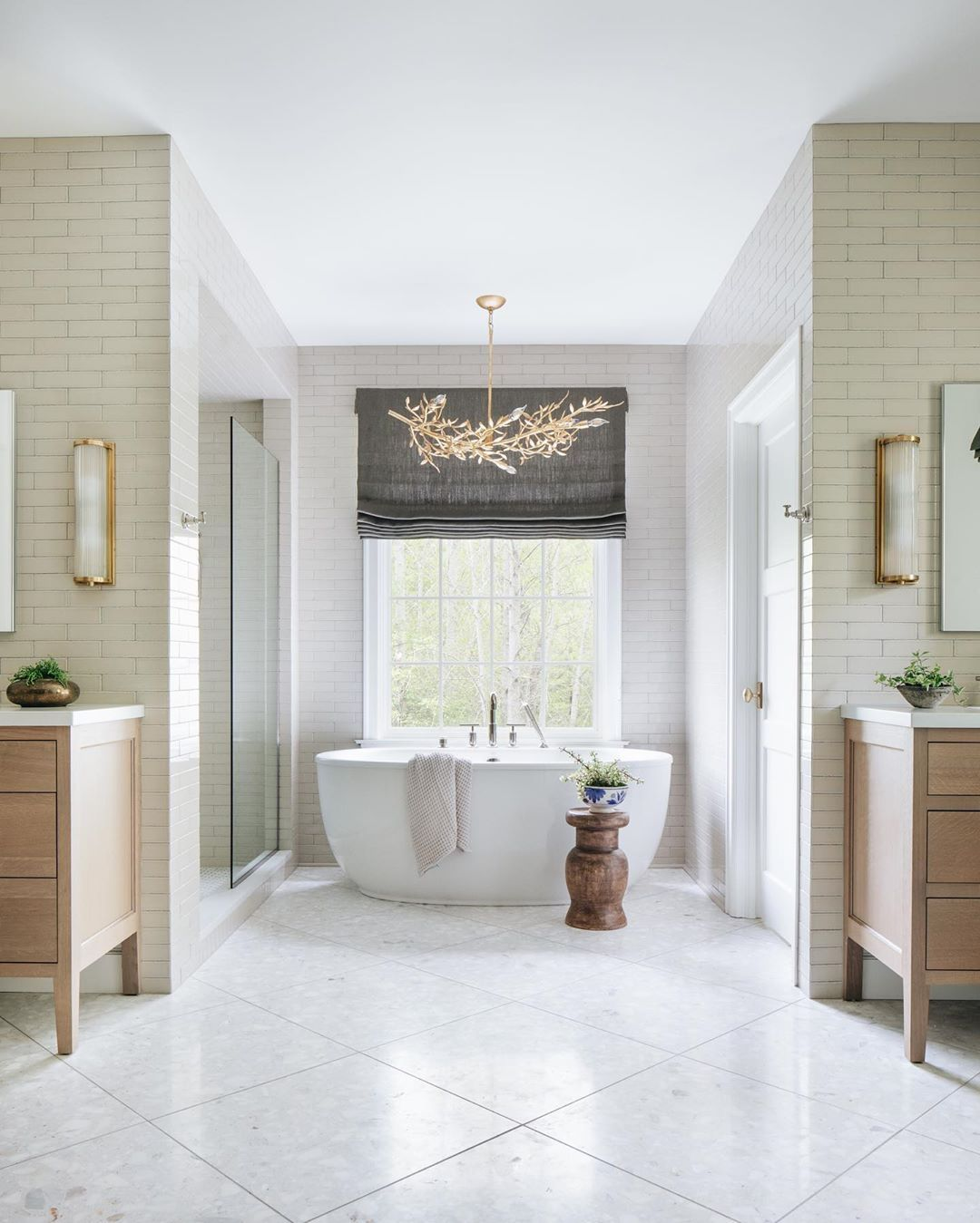 Jean Stoffer On Instagram I Am Having So Much Fun With These Before And Afters From Our Ada Project Chec Dream Bathrooms Classic Renovation Bathroom Layout
