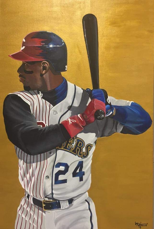 a9a037ac09 Ken griffey Jr. robs a home run at Tiger Stadium....watched this game on tv,  best catch I've ever seen live | Athletes from all Sports | Ken griffey, ...