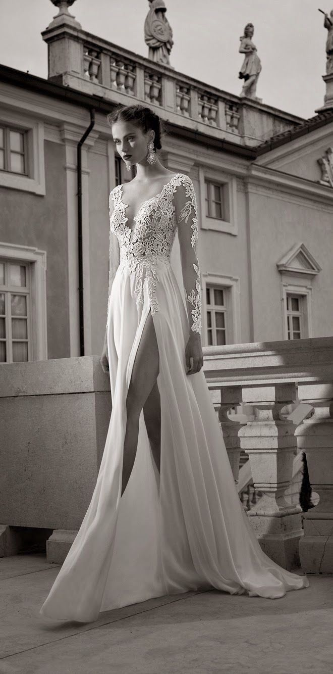 In love beautiful long dress