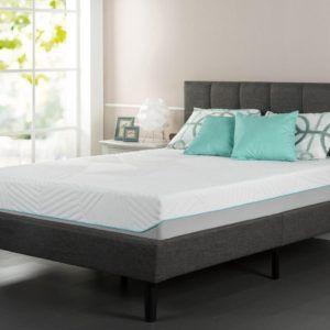 Sleep Master Icoil 10 Inch Spring And Gel Memory Foam Hybrid