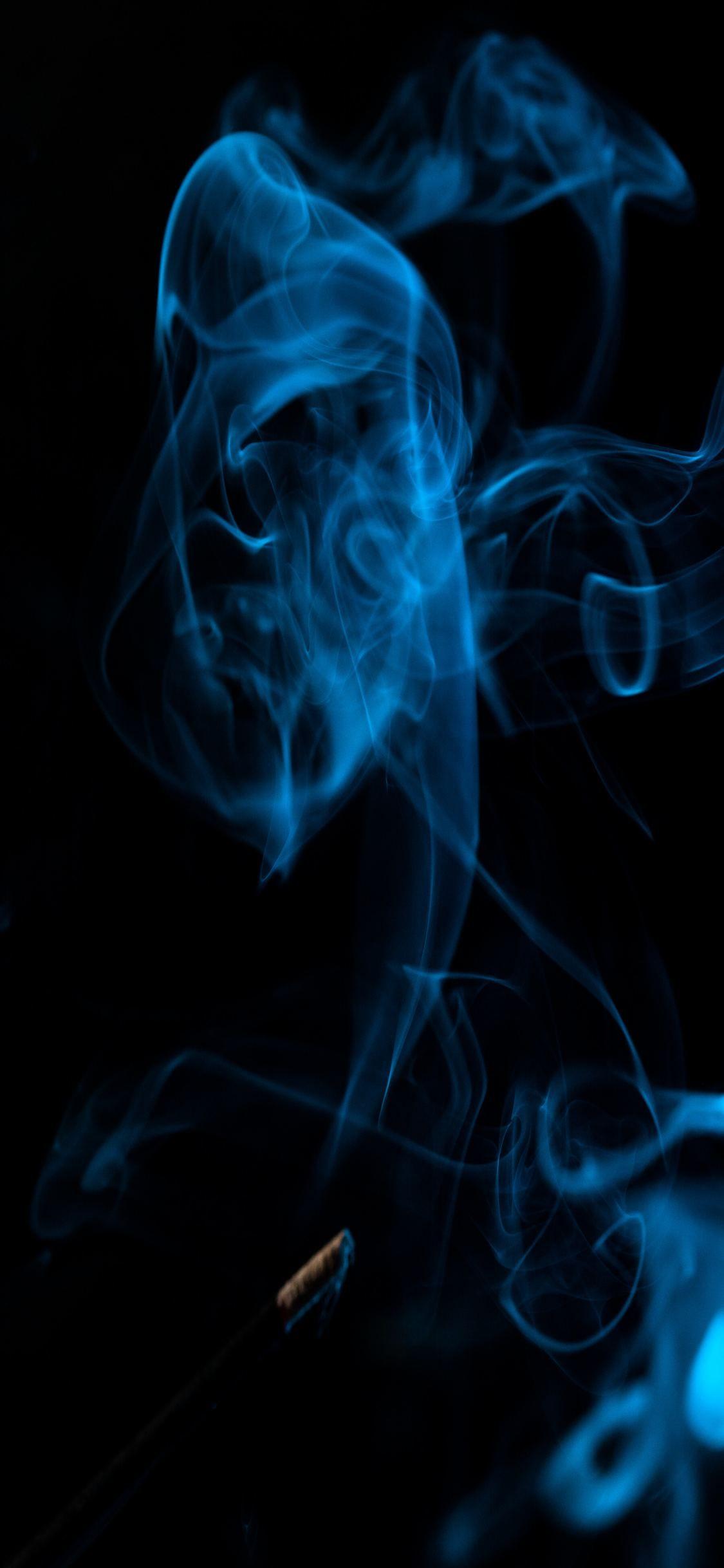 Blue Aesthetic Wallpaper Hd Free Download Smoke Wallpaper Smoke Background Aesthetic Wallpapers