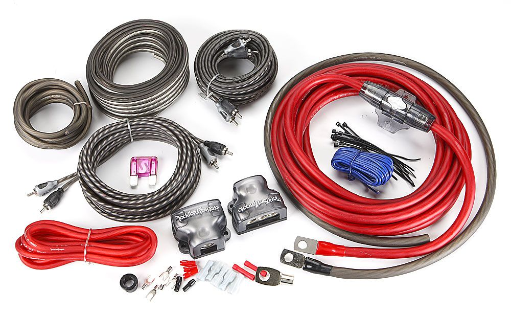 amplifier wiring kit car accessories shop online amplifier wiring rh pinterest com car amp wiring kit car amplifier wiring diagram