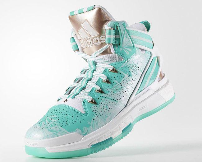 Adidas D Rose 6 impulsar Pinterest Adidas y zapatillas Rosa de Navidad