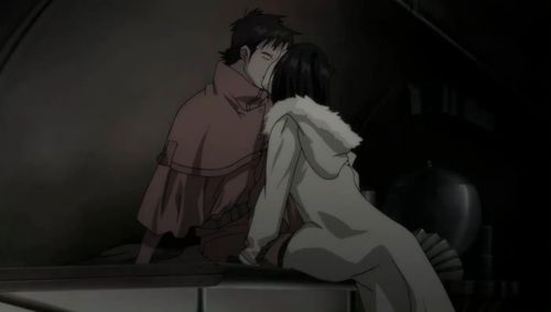 Re L And Vincent Of Ergo Proxy