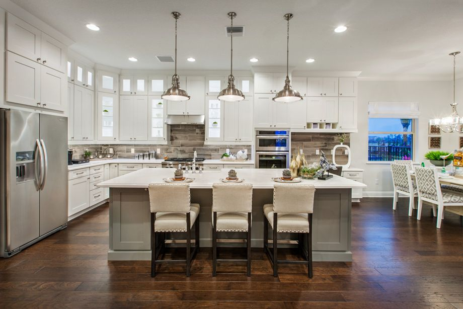 Toll Brothers  Gourmet Kitchens  Orlando New Homes  Pinterest Extraordinary Designer Kitchens For Sale Design Ideas