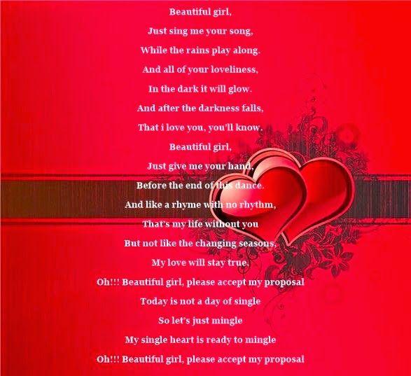 Romantic Valentines Day Poems Shayari For Him Her Gf Bf 2017 Happy