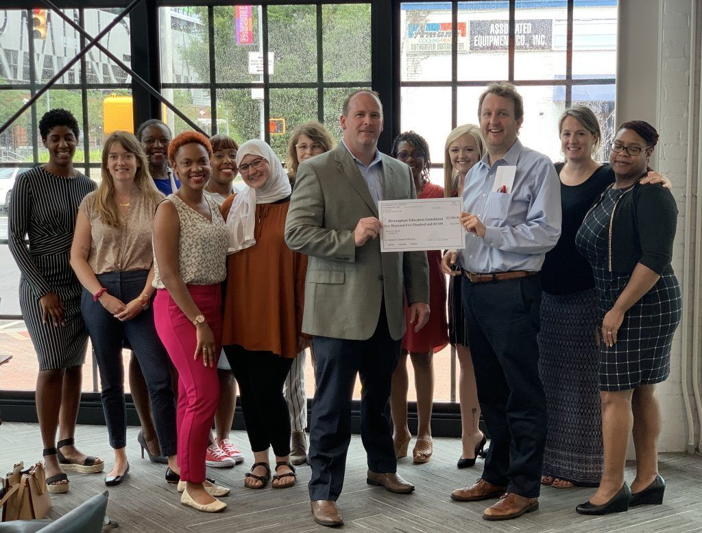 Alabama Lawyers Make a Difference and Support Birmingham