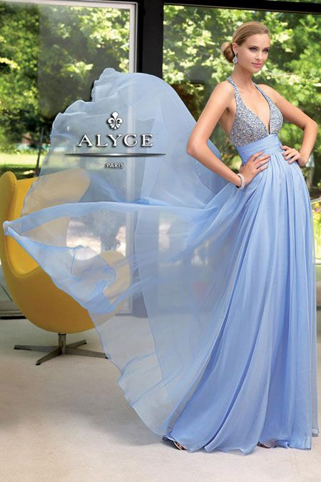 Alyce Designs 6018 at cbslimited.com   Chiffon, Ballkleid ...