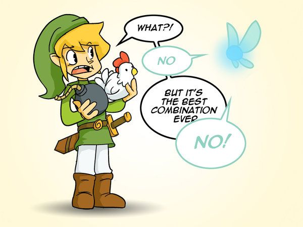 Best  Combination  EVER  by ~Inyuo on deviantART | Legend of