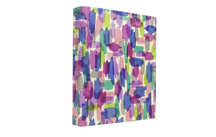 1 Binder Watercolor Greenroom Available At Target