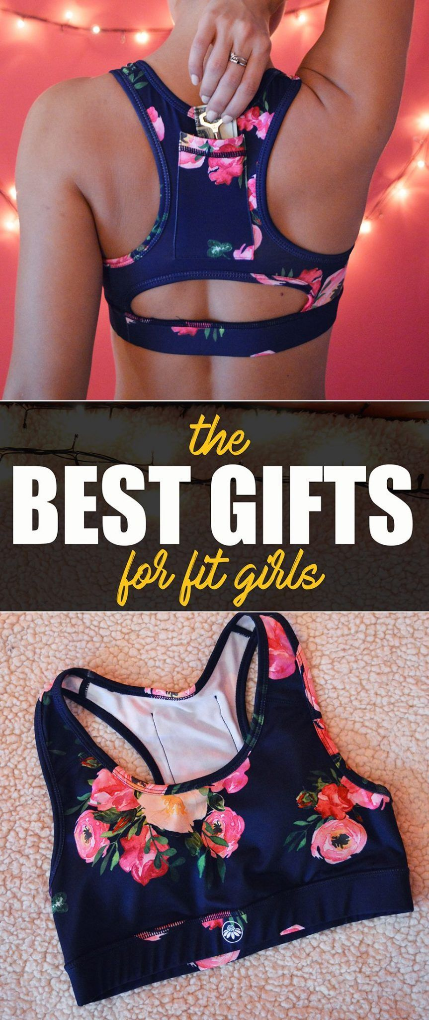 25 Fitness Gift Ideas - The Best Fit Girls Christmas Presents :  sport-bra-2-25-fitness-gift-ideas-t...