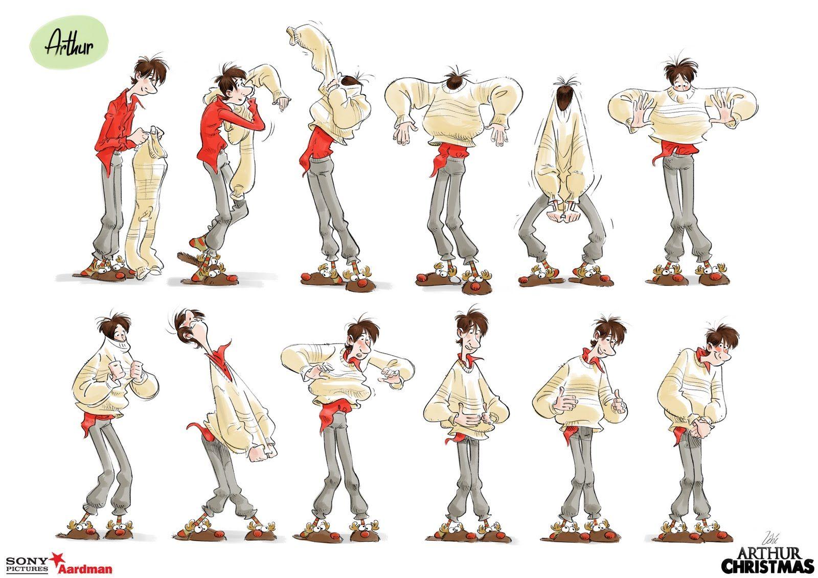 ARTHUR-JUMPER. ✤ || CHARACTER DESIGN REFERENCES | キャラクターデザイン | çizgi film • Find more at https://www.facebook.com/CharacterDesignReferences & http://www.pinterest.com/characterdesigh if you're looking for: bandes dessinées, dessin animé #animation #banda #desenhada #toons #manga #BD #historieta #sketch #how #to #draw #strip #fumetto #settei #fumetti #manhwa #cartoni #animati #comics #cartoon || ✤