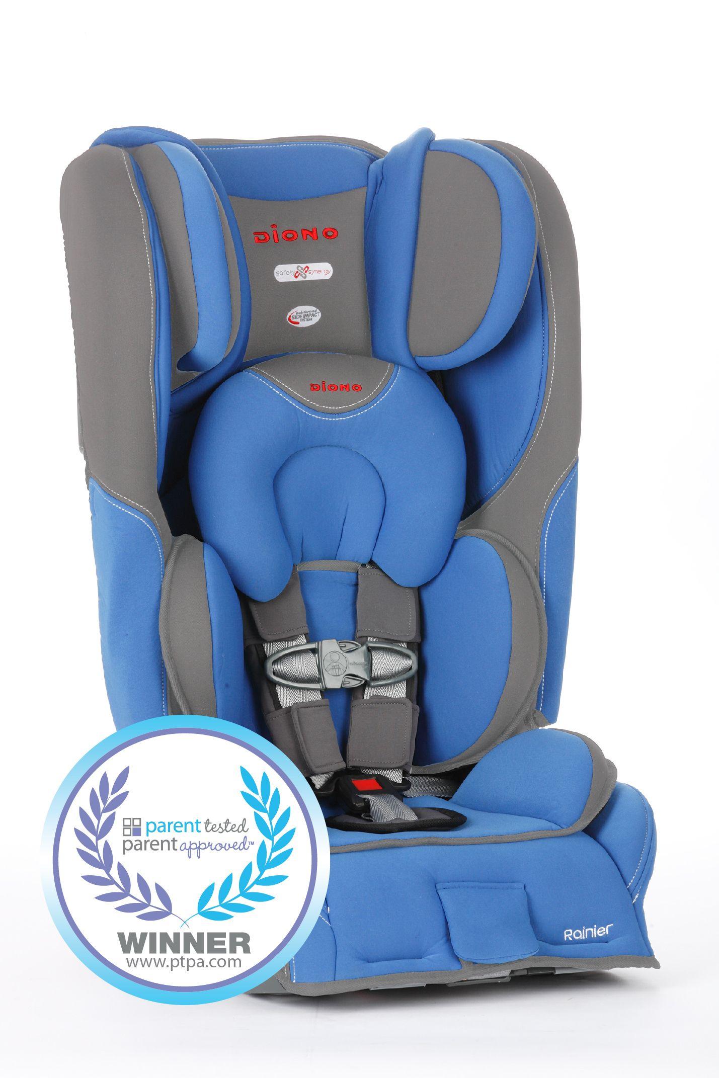 rainier® 2AXT Booster car seat, Car seats, Baby car seats