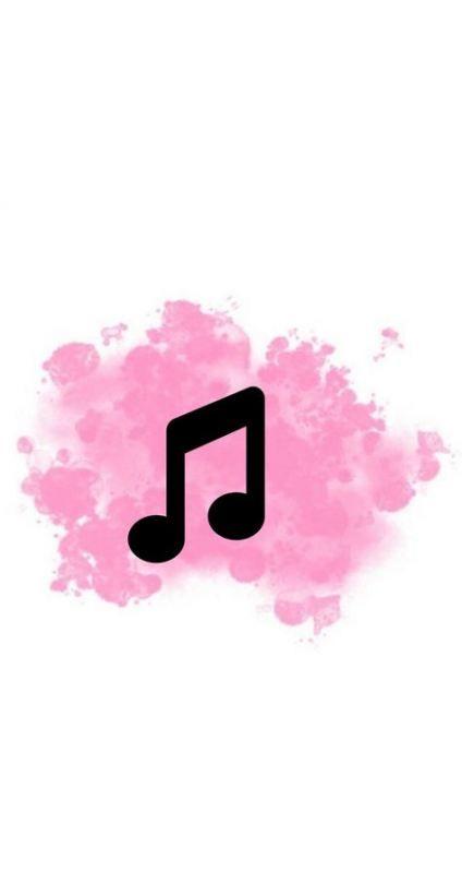 20+ Best Ideas Music Icon Instagram Pink