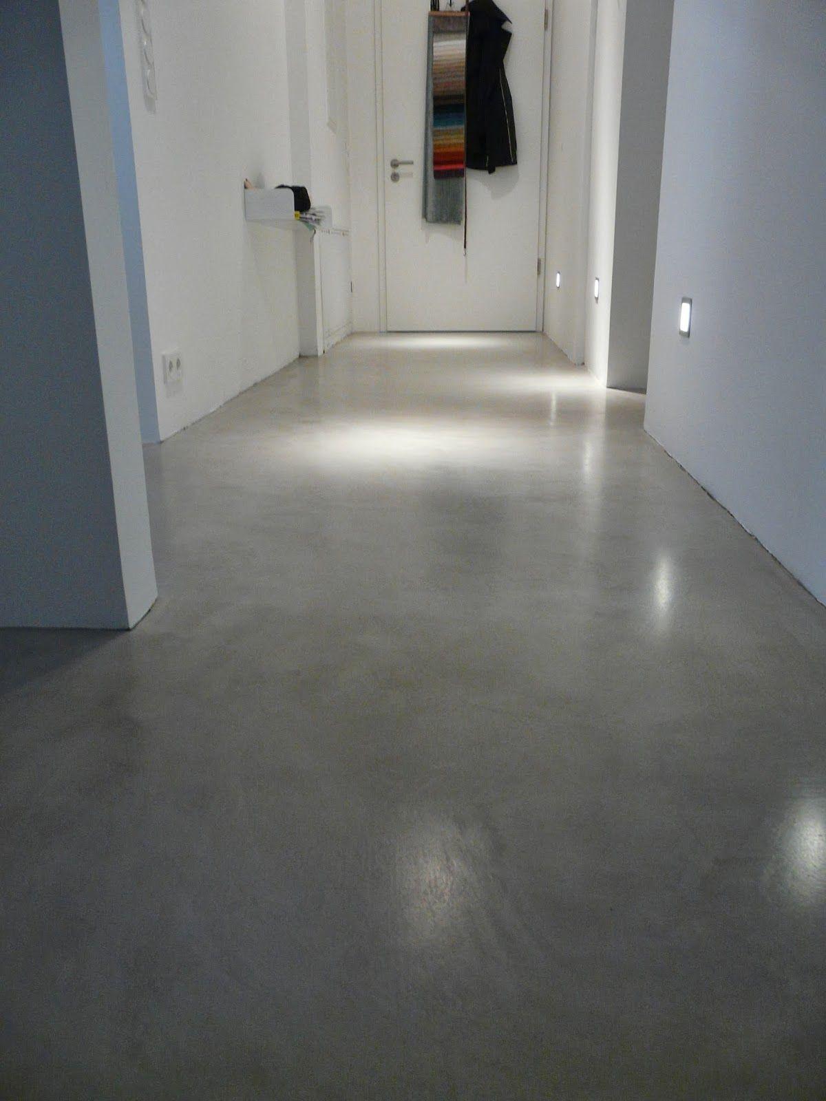 Beton Cire, Beton Floor, Preise, Betonoptik, Microtopping, Kosten ...