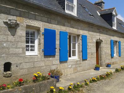 Merros Huella Familienurlaub in der Bretagne/Plozevet im