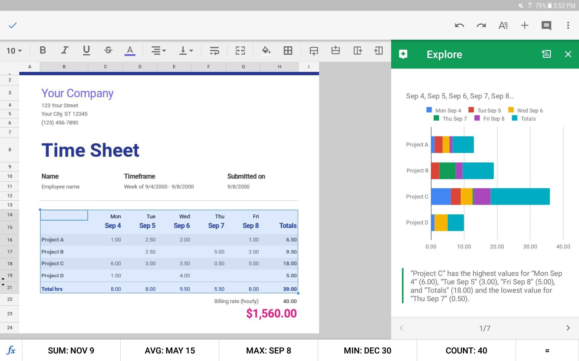 The Best Spreadsheet App For Ipad design is a very useful