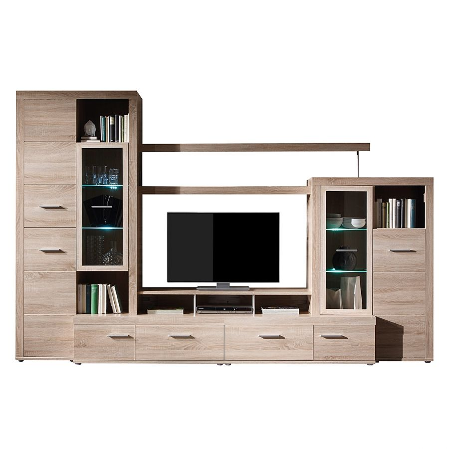 Wohnwand Spencer 5 Teilig With Images Home Decor Furniture