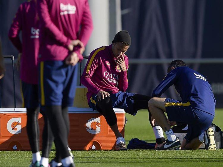 """manu ❤❤ NJR... ✌ on Instagram: """"08.01.16 Treino !! #Fcbarcelona #Neymar ⚽"""""""