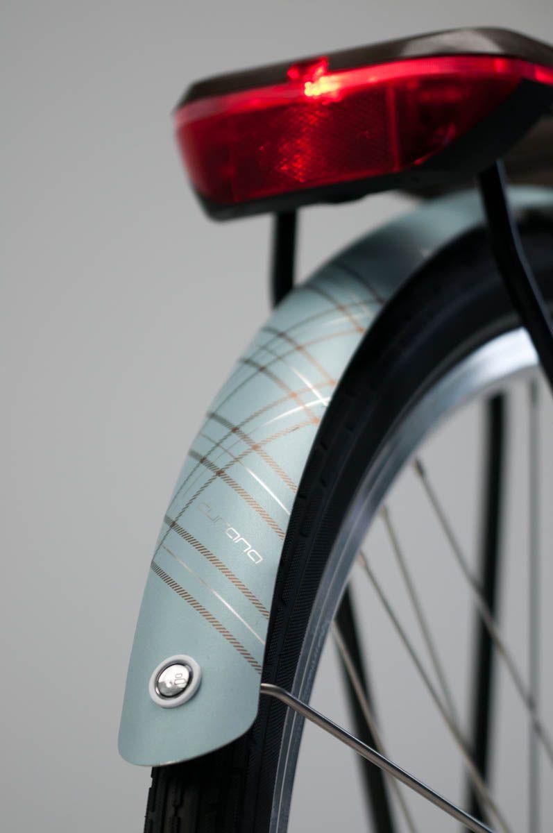 Kurbelgarnitur Aluminium Geschmiedet 38 Zahne Schutzblech