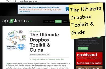 Dropbox for Educators