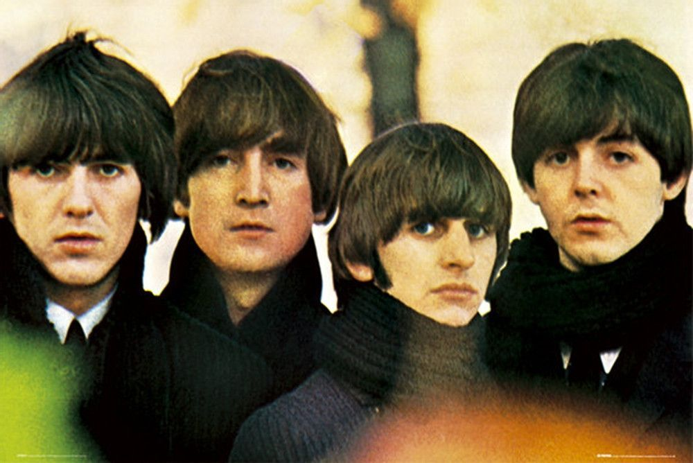 Beatles For Sale Poster - TshirtNow.net