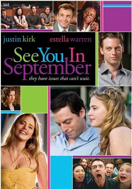Eylulde Gorusuruz - See You in September - 2009 - DVDRip Film Afis Movie Poster