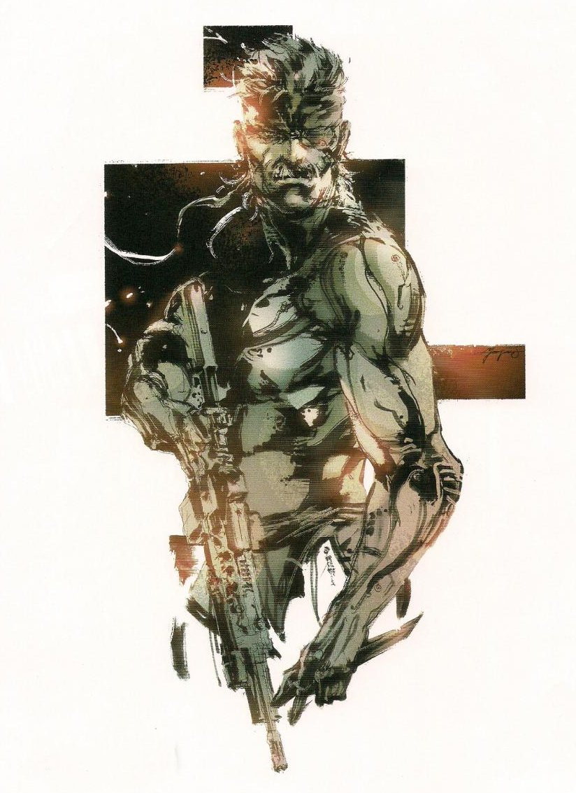 Pin On Metal Gear Solid Kazuhira miller appears in 1 issues. pin on metal gear solid
