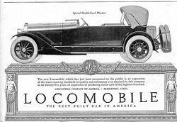 1924 Locomobile
