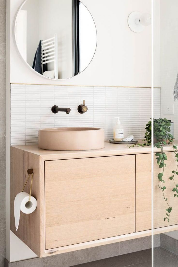 ROSE GOLD | BATHROOM #salledeau Los detalles marcan la ...