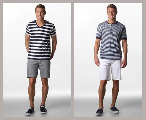 It's basic but nice. Why is it so hard to find men's summer ...