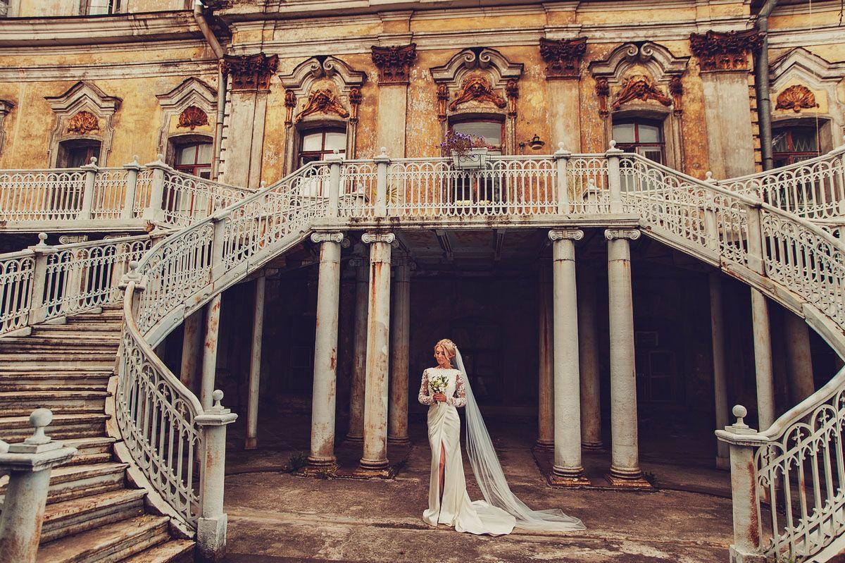 жизнь фотосессия свадебная дворцы москвы поверх клейстера