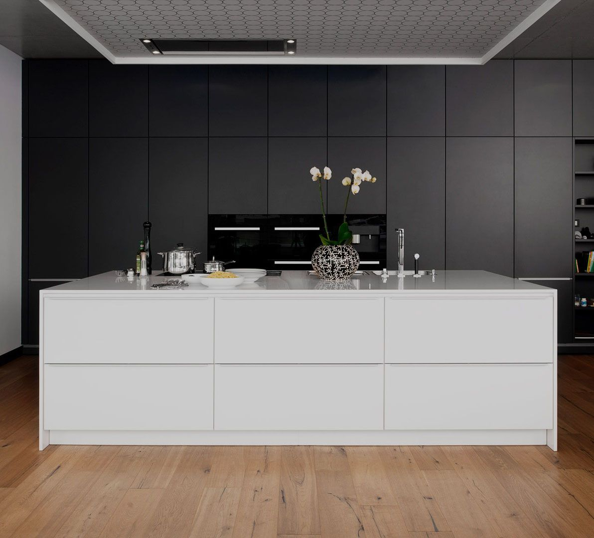 Kitchens by Poggenpohl  The multitude of individual kitchen