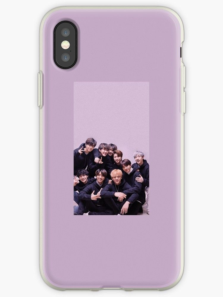 stray kids group photo' iPhone Case by wonwow | redbubble