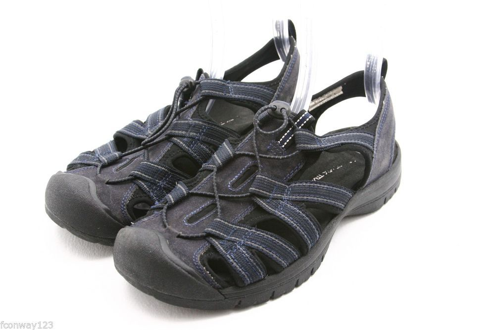 Sport Mens Blue Trail Sandals Shoes 9 Ozark Black River Size Water hsdxQCtrB