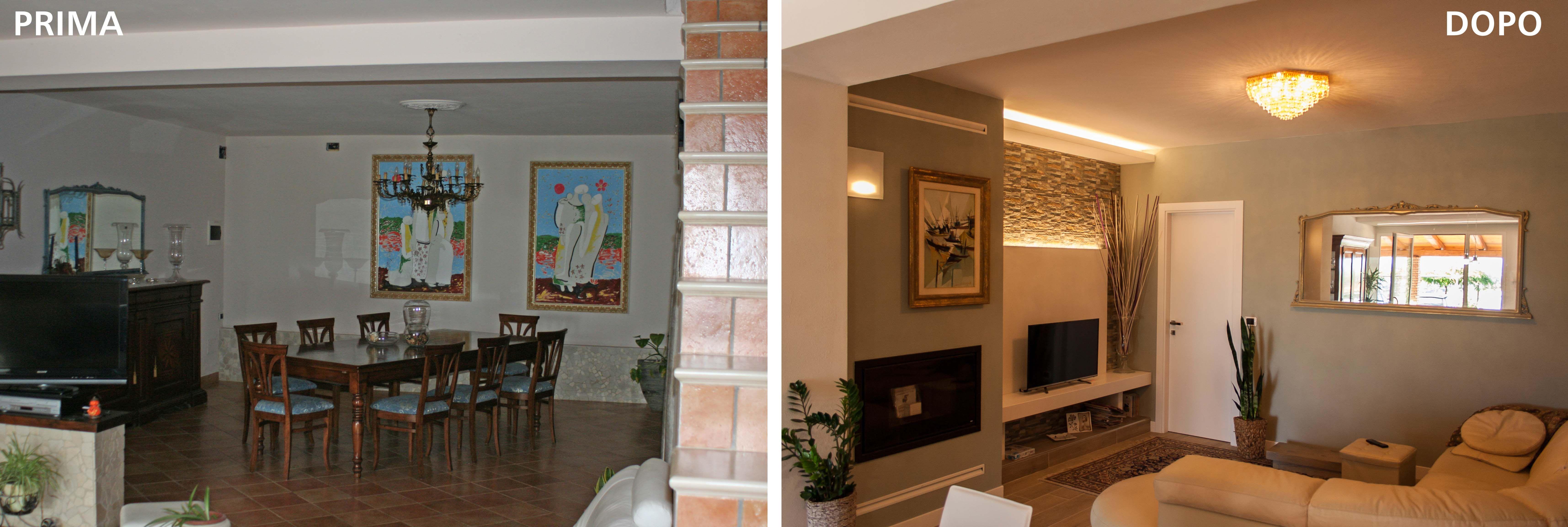 Ristrutturazione casa di campagna prima e dopo casa di - Ristrutturazione casa campagna ...