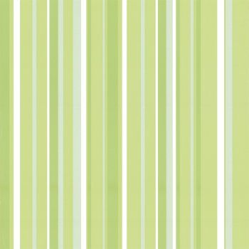 Lime Green And White Striped Wallpaper