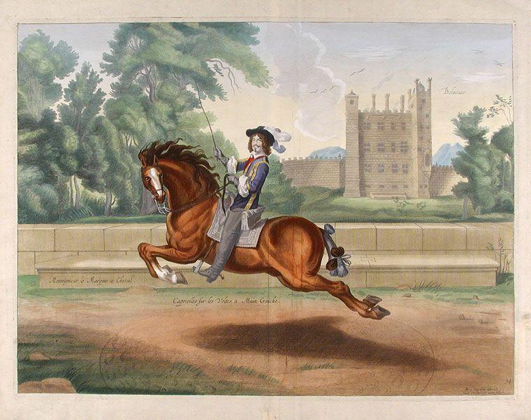 ... , William Cavendish, Duke of (1592-1676) and Gaspard de SAUNIER