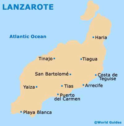 Playa Blanca Lanzarote Lanzarote Canary Islands Vacation Trips
