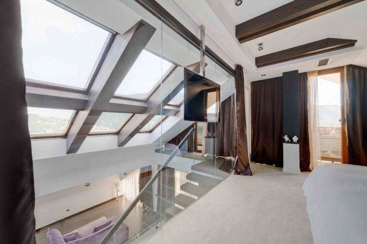 Best Three Story Loft In Romania By In Situ Architects Home 400 x 300