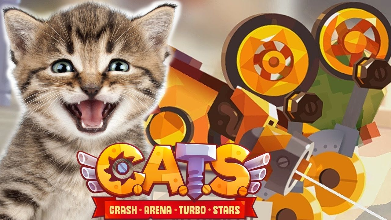 😺 C.A.T.S. Crash Arena Turbo Stars 😺 #23 : CHEST OPENING  + CAMPIONATO 18