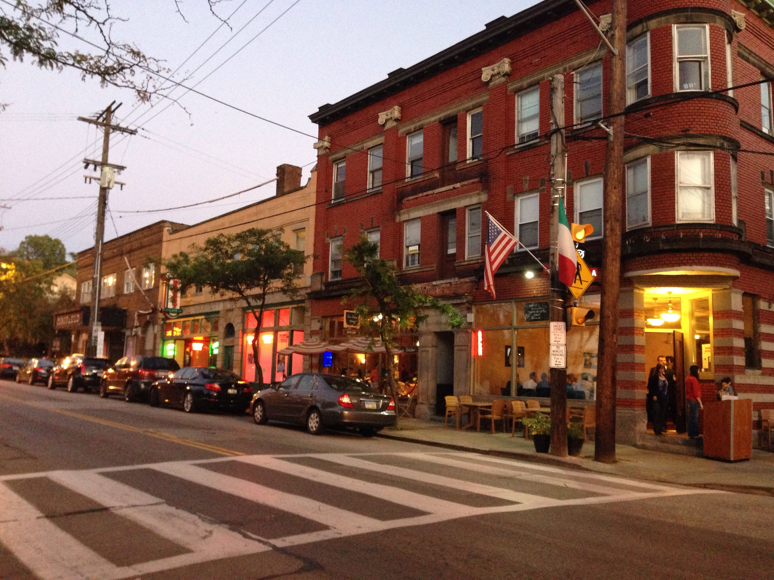 Cleveland' Little Italy Places Ohio
