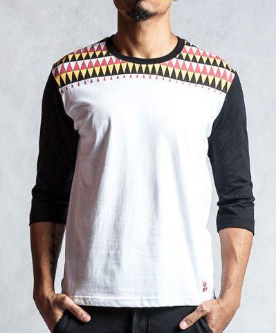 Volgo Store, Camiseta, 3/4 Mexican Swag