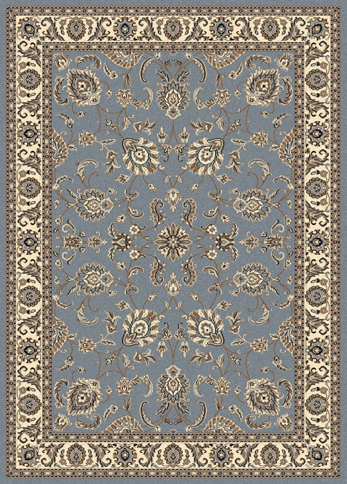 Beautiful Machine Made Area Rugs Made Of Durable And Easy To Clean