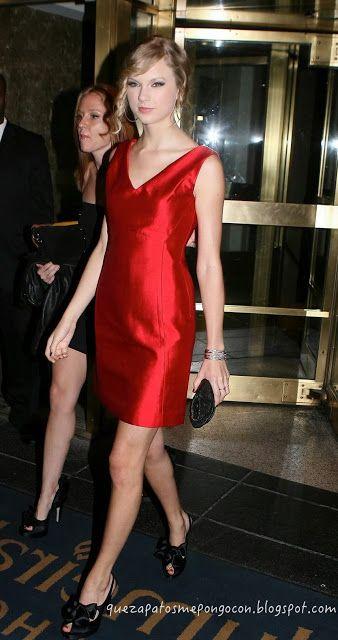 21654a182d Ideas para combinar zapatos con un vestido rojo   QUE ZAPATOS ME PONGO CON