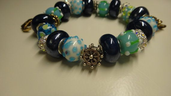 Check out this item in my Etsy shop https://www.etsy.com/es/listing/250419667/bracelet-murano-bracelet-lampwork