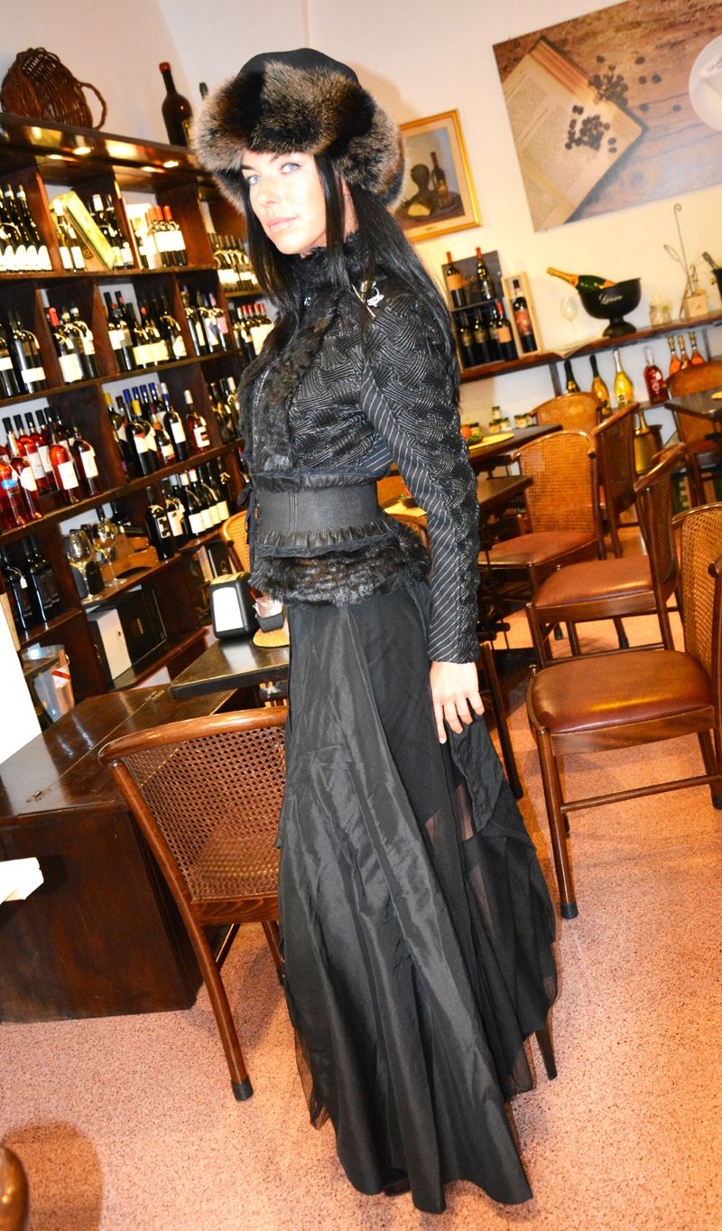 Grazia Lepore Style....Dress how you feel... Via Cesare Battisti 23 Lecce info 0832.249998 #fashion #dress #design #love